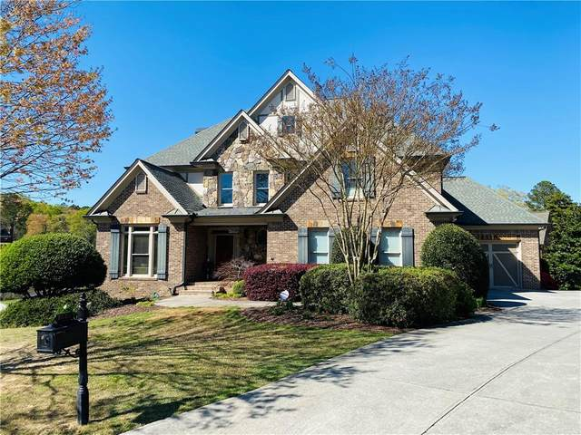 2626 Hunters Place Landing, Grayson, GA 30017 (MLS #6863398) :: North Atlanta Home Team