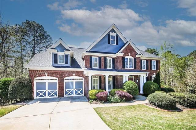 4065 Oak Laurel Way, Alpharetta, GA 30004 (MLS #6863405) :: North Atlanta Home Team