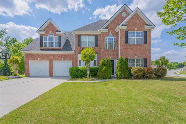 1262 Oak Haven Way, Lawrenceville, GA 30043 (MLS #6863442) :: North Atlanta Home Team