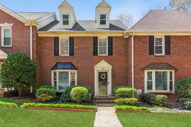 50 Huntington Place Drive, Atlanta, GA 30350 (MLS #6863447) :: Thomas Ramon Realty