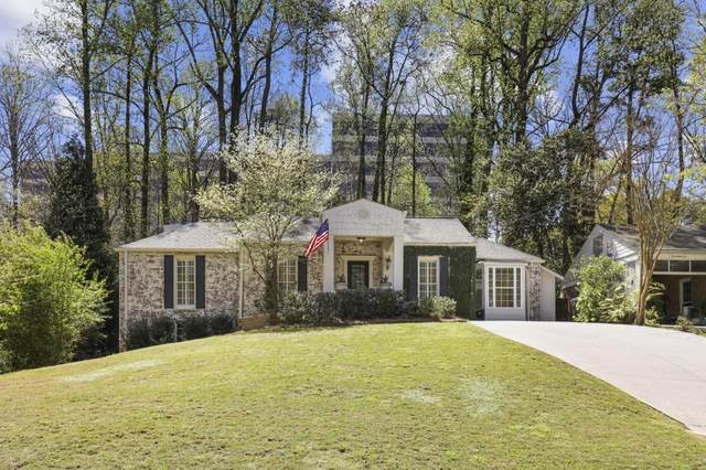 387 Allison Drive NE, Atlanta, GA 30342 (MLS #6863452) :: North Atlanta Home Team