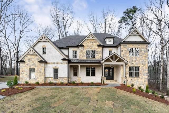 3287 Bailey Lot 4 Road, Dacula, GA 30019 (MLS #6863455) :: North Atlanta Home Team
