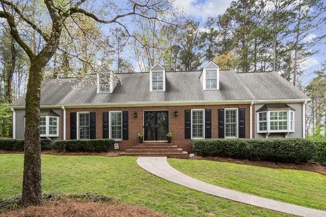 549 Indian Hills Parkway, Marietta, GA 30068 (MLS #6863468) :: Thomas Ramon Realty