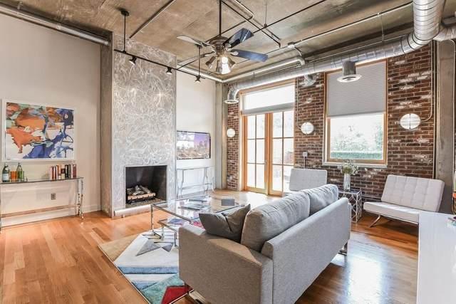 3235 Roswell Road NE #414, Atlanta, GA 30305 (MLS #6863470) :: Oliver & Associates Realty