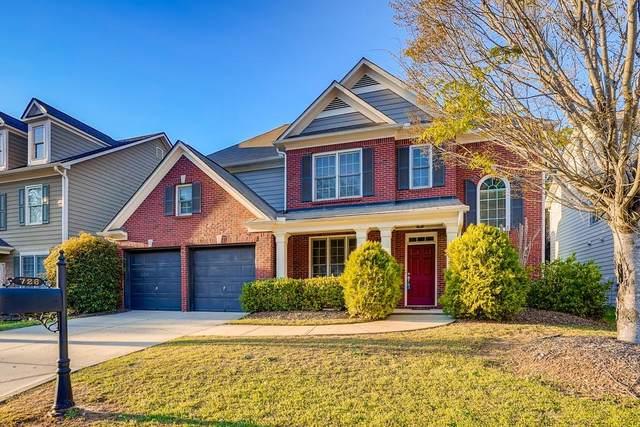 726 Pear Grove Place, Marietta, GA 30066 (MLS #6863472) :: North Atlanta Home Team