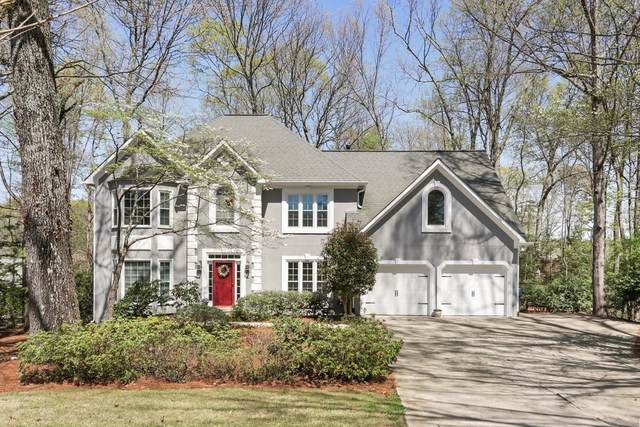 3226 Cobbs Farm Trail NW, Marietta, GA 30064 (MLS #6863483) :: North Atlanta Home Team