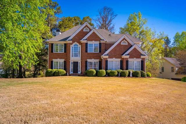 194 Lake Ruby Drive, Suwanee, GA 30024 (MLS #6863513) :: North Atlanta Home Team