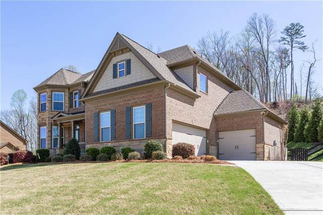 4513 Sterling Pointe Drive NW, Kennesaw, GA 30152 (MLS #6863532) :: North Atlanta Home Team