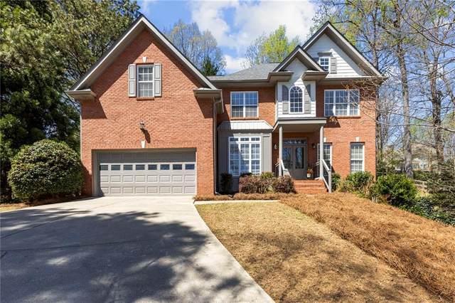 4670 Kilmersdon Lane, Suwanee, GA 30024 (MLS #6863560) :: North Atlanta Home Team