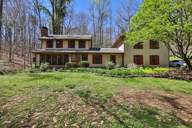 3264 Highway 9 S, Dawsonville, GA 30534 (MLS #6863561) :: Kennesaw Life Real Estate