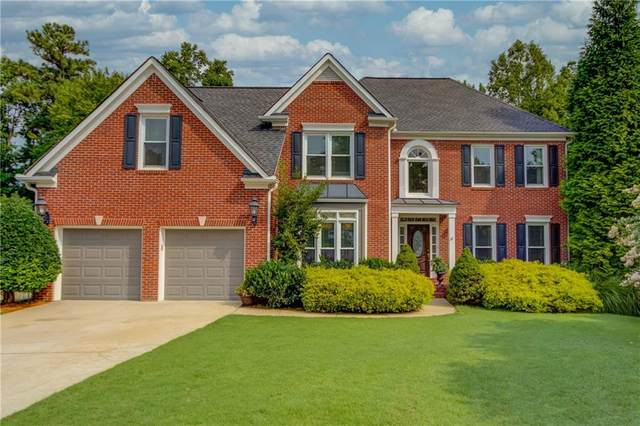 665 Silver Peak Court, Suwanee, GA 30024 (MLS #6863565) :: North Atlanta Home Team