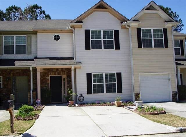 1534 Rogers Preserve Road, Lithonia, GA 30058 (MLS #6863601) :: North Atlanta Home Team