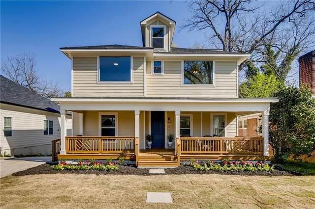 1227 Avon Avenue SW, Atlanta, GA 30310 (MLS #6863651) :: Thomas Ramon Realty