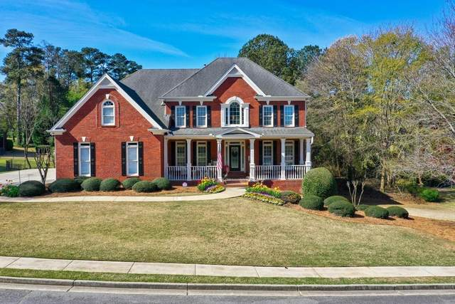 937 Wood Duck Court, Snellville, GA 30078 (MLS #6863684) :: Good Living Real Estate