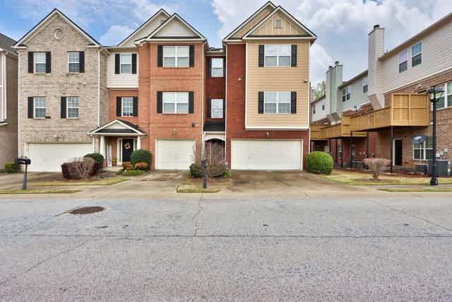 2205 Pebble Beach Drive, Lawrenceville, GA 30043 (MLS #6863710) :: The Realty Queen & Team