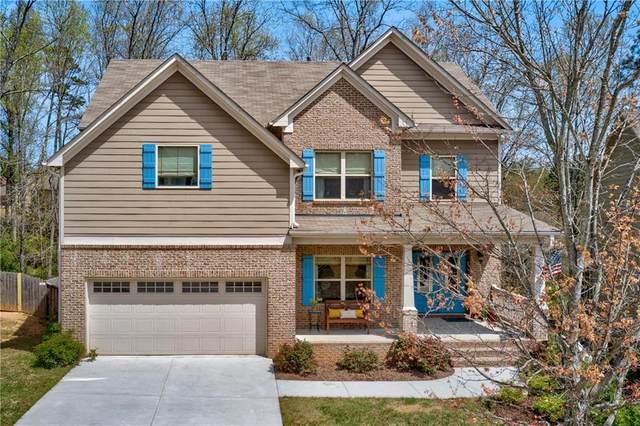 5682 Leaf Ridge Lane, Buford, GA 30518 (MLS #6863765) :: North Atlanta Home Team