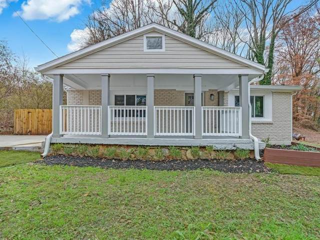 34 Spring Lane NW, Atlanta, GA 30314 (MLS #6863775) :: Path & Post Real Estate