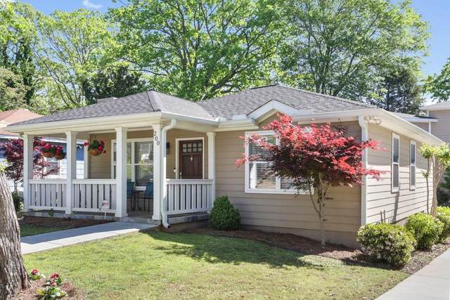200 Cleveland Street SE, Atlanta, GA 30316 (MLS #6863779) :: North Atlanta Home Team