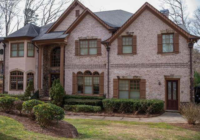 2429 Echo Drive NE, Atlanta, GA 30345 (MLS #6863808) :: North Atlanta Home Team