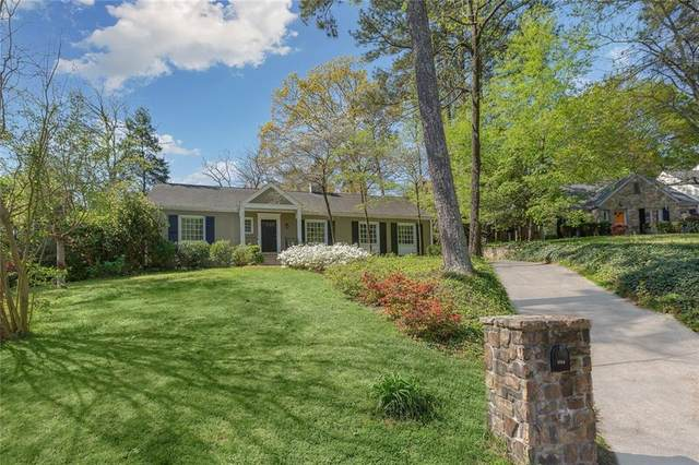 1714 Pine Ridge Drive NE, Atlanta, GA 30324 (MLS #6863863) :: Rock River Realty