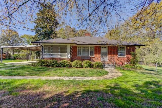 583 Allen Drive, Lawrenceville, GA 30043 (MLS #6863884) :: North Atlanta Home Team