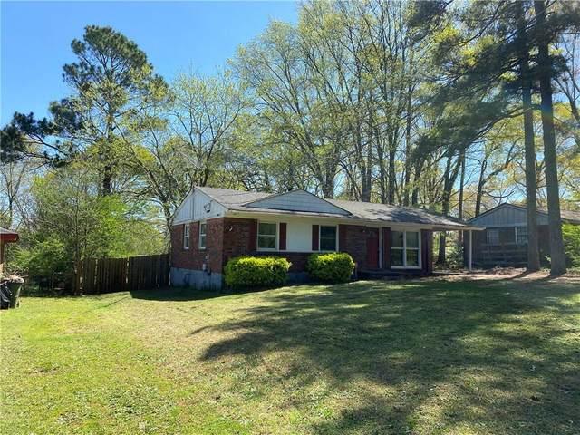 4264 Old Rock Cut Road, Conley, GA 30288 (MLS #6863888) :: North Atlanta Home Team