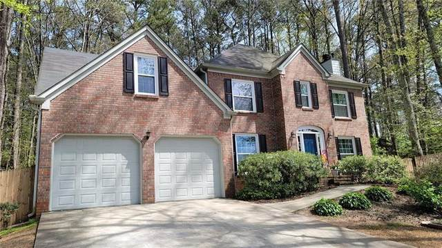2098 Halfmoon Bluff NW, Kennesaw, GA 30152 (MLS #6863916) :: The Realty Queen & Team