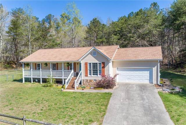 1218 Twin Mountain Lake Circle, Talking Rock, GA 30175 (MLS #6863951) :: The Butler/Swayne Team