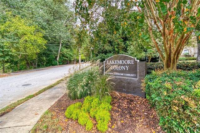 290 Lakemoore Drive NE B, Atlanta, GA 30342 (MLS #6863973) :: Good Living Real Estate