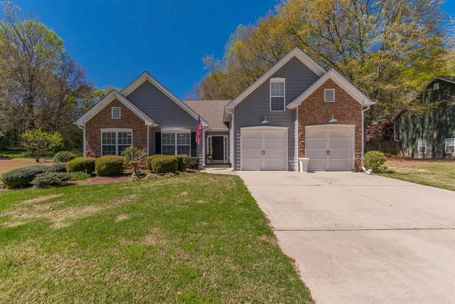 256 Blackberry Lane, Pendergrass, GA 30567 (MLS #6863975) :: North Atlanta Home Team