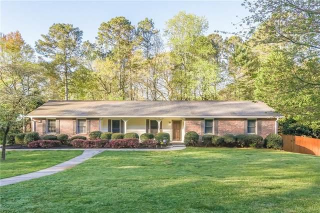 1445 Dallas Circle SW, Marietta, GA 30064 (MLS #6863993) :: North Atlanta Home Team
