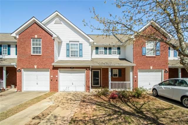 205 Cottonwood Creek Circle, Canton, GA 30114 (MLS #6864032) :: North Atlanta Home Team