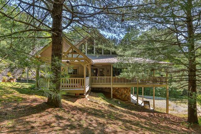 1630 Black Ankle Creek Road, Blue Ridge, GA 30513 (MLS #6864034) :: Kennesaw Life Real Estate