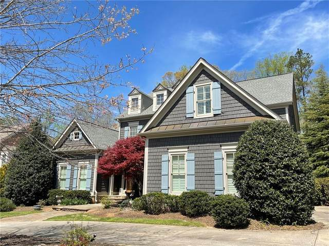 2510 Kirk Pointe Cove NW, Kennesaw, GA 30152 (MLS #6864040) :: North Atlanta Home Team
