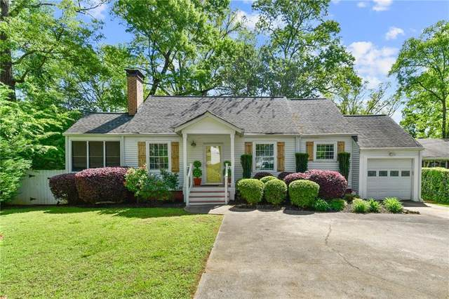 1240 Bouldercrest Drive SE, Atlanta, GA 30316 (MLS #6864045) :: Good Living Real Estate