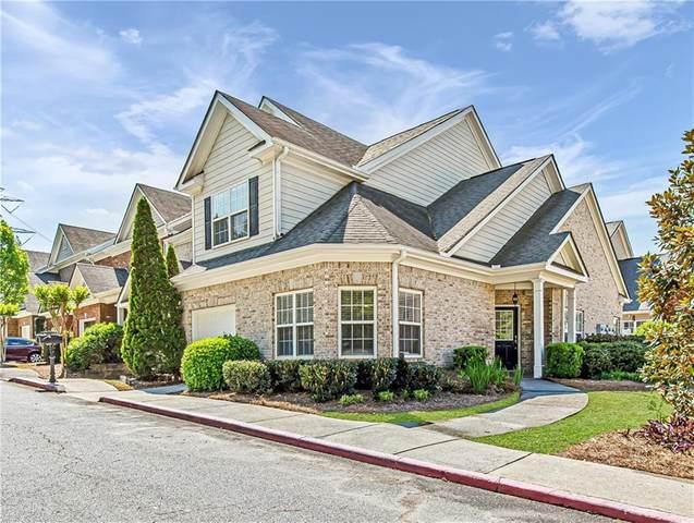1733 Oakbrook Lane NW B, Kennesaw, GA 30152 (MLS #6864046) :: North Atlanta Home Team