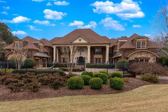 15975 Manor Club Drive, Milton, GA 30004 (MLS #6864052) :: North Atlanta Home Team