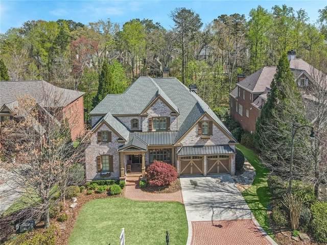 1518 Mossvale Court NW, Kennesaw, GA 30152 (MLS #6864077) :: North Atlanta Home Team