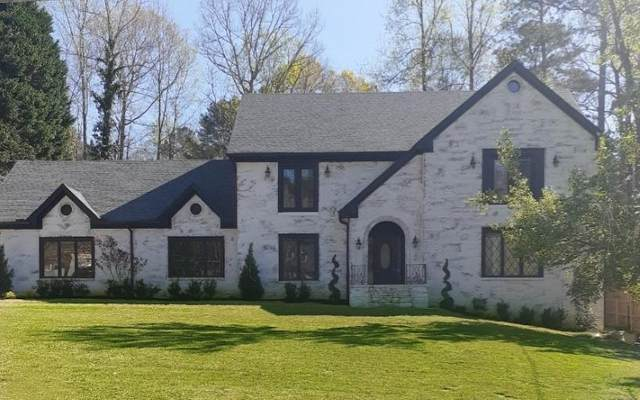 2835 Cravey Trail NE, Atlanta, GA 30345 (MLS #6864078) :: North Atlanta Home Team