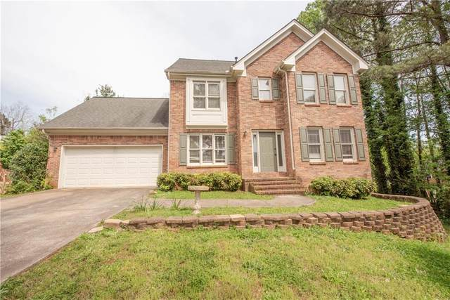 330 Fountainmist Trail, Lawrenceville, GA 30043 (MLS #6864101) :: Lucido Global
