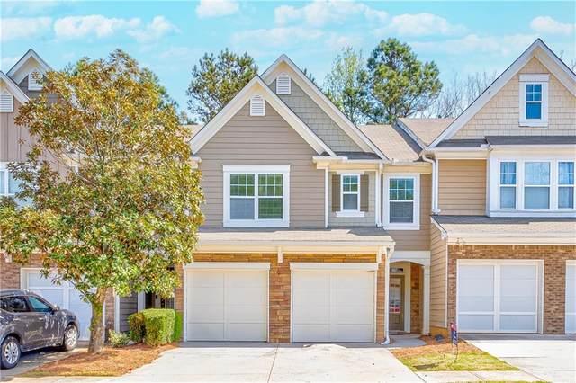 1911 Lake Heights Circle NW, Kennesaw, GA 30152 (MLS #6864106) :: North Atlanta Home Team