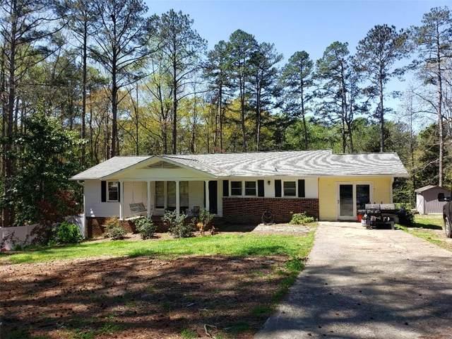 418 Church Street, Bremen, GA 30110 (MLS #6864148) :: Kennesaw Life Real Estate