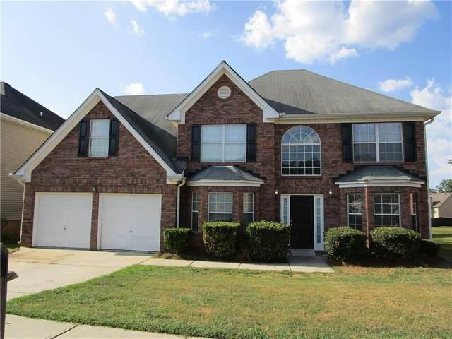 819 Carter Road, Jonesboro, GA 30238 (MLS #6864194) :: North Atlanta Home Team