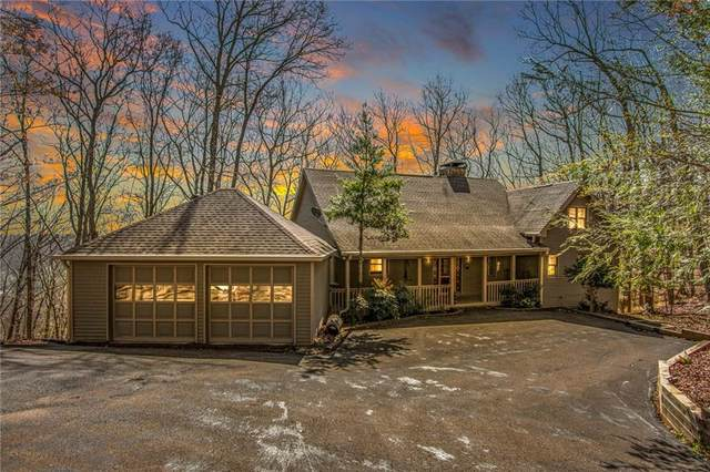 379 Disharoon Drive, Big Canoe, GA 30143 (MLS #6864207) :: Compass Georgia LLC