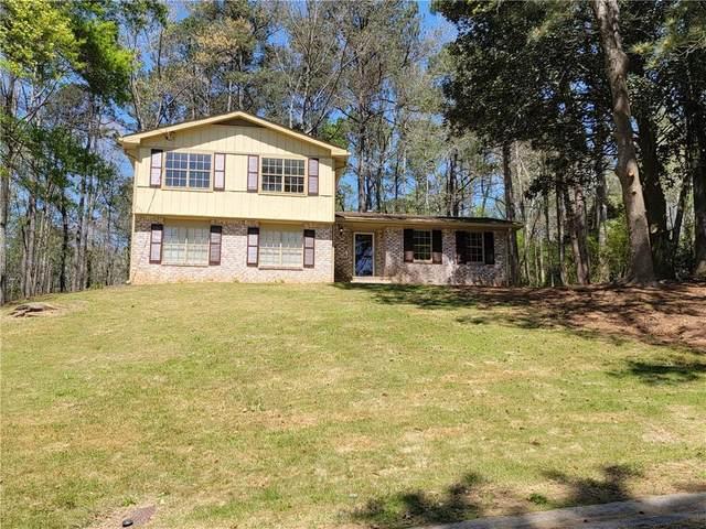 736 Navarre Drive, Stone Mountain, GA 30087 (MLS #6864222) :: North Atlanta Home Team
