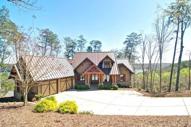 413 Ridgewater Lane, Waleska, GA 30183 (MLS #6864233) :: North Atlanta Home Team