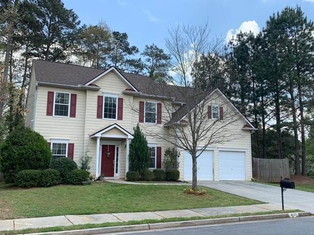 4037 Saddlebrook Creek Drive, Marietta, GA 30060 (MLS #6864241) :: North Atlanta Home Team