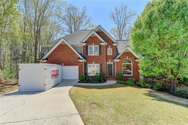 6512 Surrey Run Place, Alpharetta, GA 30005 (MLS #6864257) :: North Atlanta Home Team
