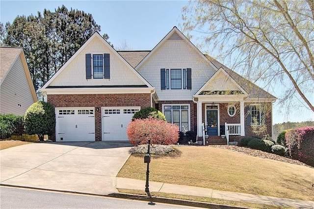 177 Mountain Vista Boulevard, Canton, GA 30115 (MLS #6864263) :: Rock River Realty