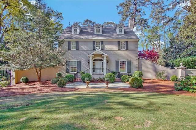 1050 Peachtree Battle Avenue NW, Atlanta, GA 30327 (MLS #6864272) :: North Atlanta Home Team
